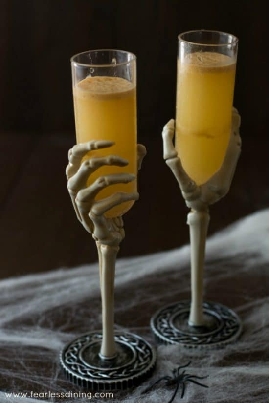 Pumpkin Caramel Hard Cider