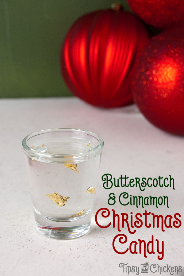 Christmas Candy Shots