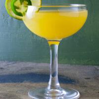 The Spicy Matador Cocktail