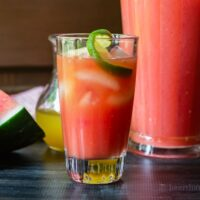 Caribbean Inspired Watermelon Rum Punch: A New Favorite