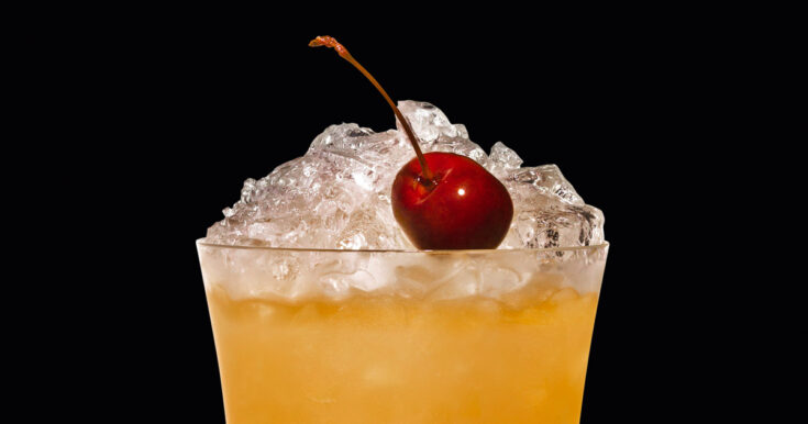 Make Halloween Bearable with this Zombie Cocktail